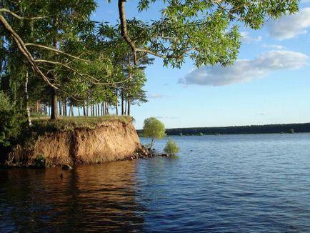 Volga zasoby naturalne, położenie geograficzne, klimat