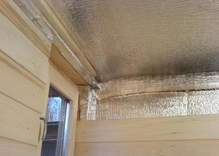 Jak schować sufit okapnicą w wannie, propotolki