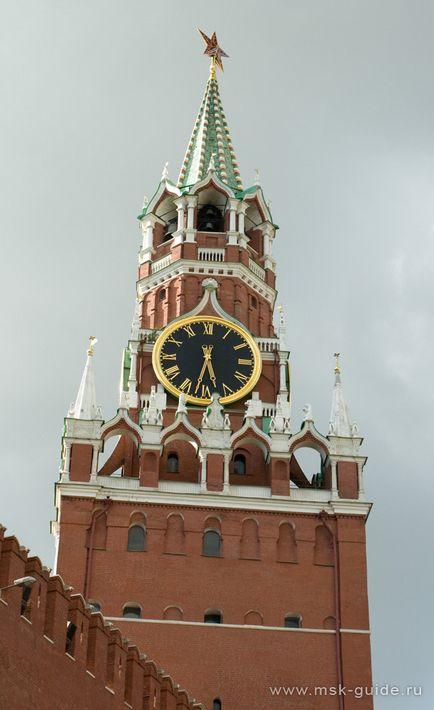 Spasskaya Wieża Kreml
