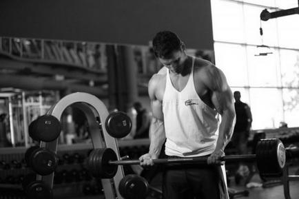 Hogyan szüntesse meg súlyokat, testépítés enciklopédia