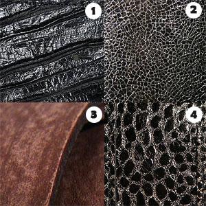 Това, което прави кожени изделия