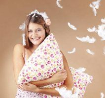 Как да изберем възглавница да спят на една възглавница, за да спите по-добре
