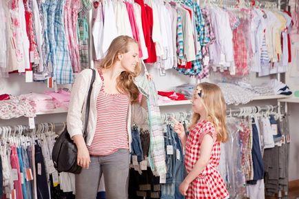 Как да отворите магазин за детски дрехи от нулата, което трябва и колко струва