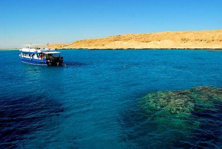 Защо е Червено море, наречен на червено и неговия произход