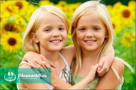 Вероятността за раждане на близнаци или двуяйчните - как да разберете точно