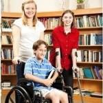 Възпитание на дете с увреждания, posobia MAME