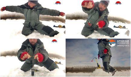 Спускники для рыбалки как сделать