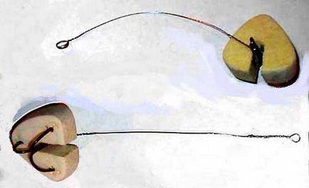 Поводок на щуку из нихрома