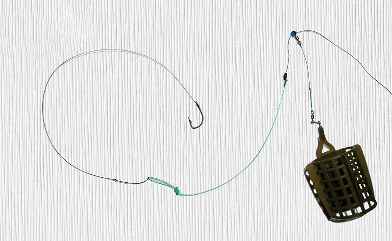 Фидерные оснастки – делаем своими руками, выбираем варианты в зависимости от течения
