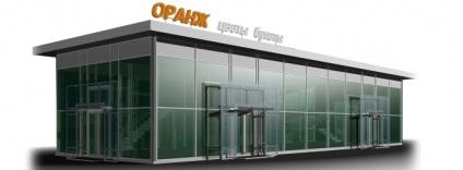 Fabricarea de chioșcuri comerciale, pavilioane de cumpărături, cafenele de vară, structuri metalice în România