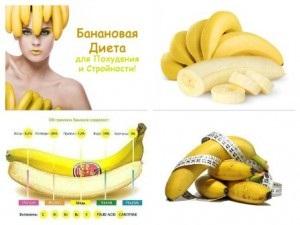 Банановая диета 7 дней отзывы результаты