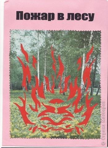 Cartea mică - un foc în pădure, o țară de stăpâni