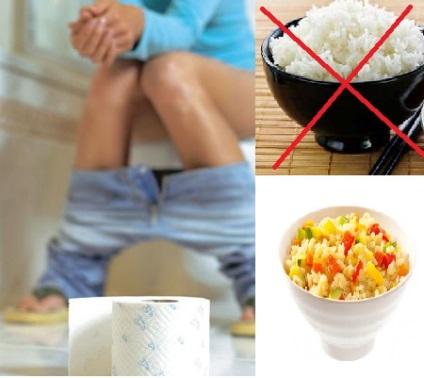 Рисовая Диета Запор. Рис как причина запора