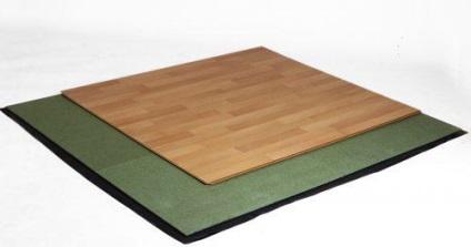 Podele de conifere pentru plusuri și minusuri laminate, recenzii