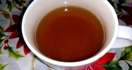 ceaiul de menta ajuta la slabit)