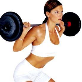 nagyobb súlyokkal égessen több zsírt
