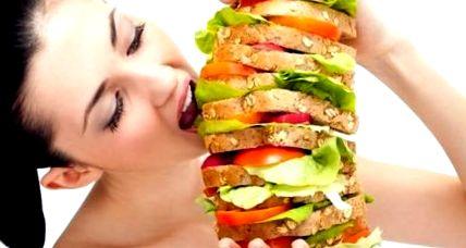 mănâncă mult mai puțin pentru a pierde în greutate