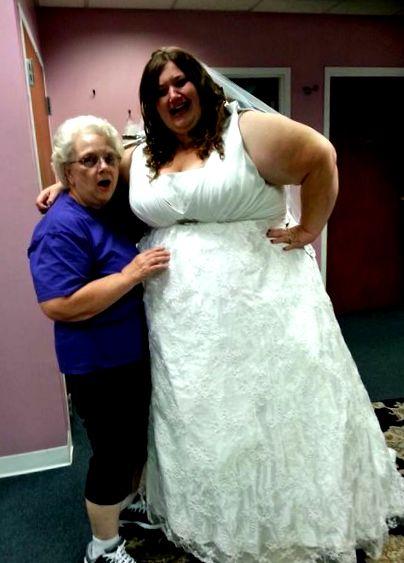 morbidly obeză femeie pierde în greutate)