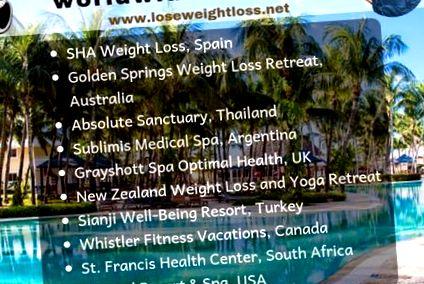 cea mai bună pierdere în greutate spa- uri de sănătate)