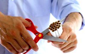 Abbahagytam a dohányzást fájt a fogam spriccel leszokni a dohányzásról
