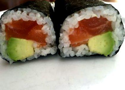 cele mai sănătoase rulouri sushi pentru pierderea în greutate