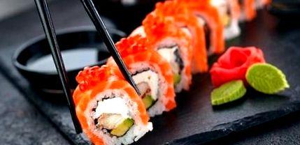 pierderea de grăsime sushi)