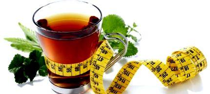 test karcsú tea természetes egészség