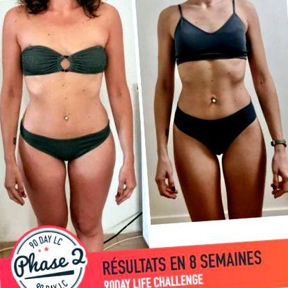 big burtă înainte și după pierderea în greutate)