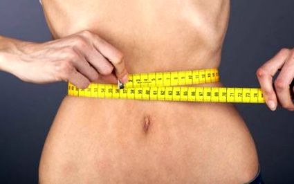 pierderea neintenționată a greutății la zi)