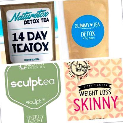 etichetă privată ceai de pierdere în greutate)