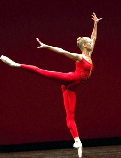 hogyan lehet fogyni a balerinák számára)
