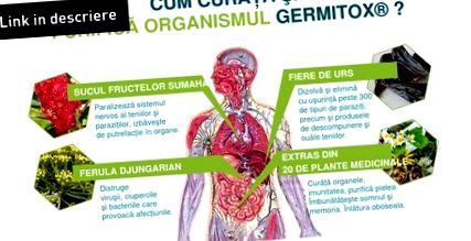 parazitoza simptomi