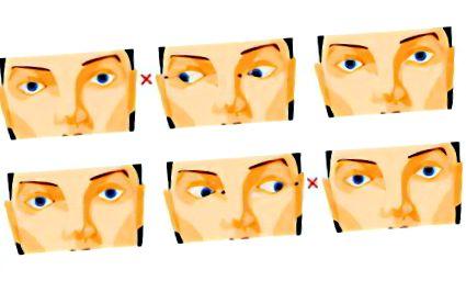 gyakorlatok a látás ellazítására