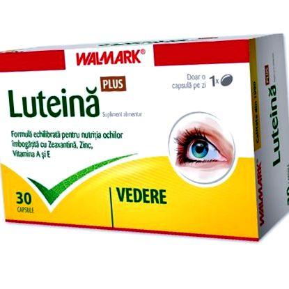 vitaminok, amelyek növelik a látásélességet