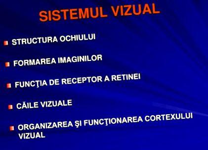 Szemellenőrzés a látás javítása érdekében - A látás térfogata az