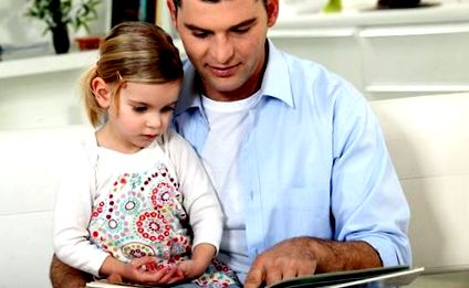 beszélgetés megismerni a gyermek és a család)