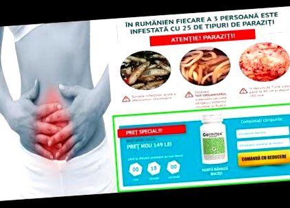 tisztítsa meg a paraziták testét a klinikán