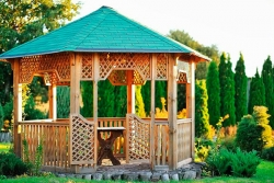 mobilier de gradina din lemn, cu propriile sale mâini, portal de construcție