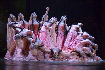 Ca grup de dans apel la apel de grup de dans