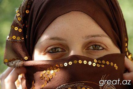 Cum de a lega o eșarfă în arabă