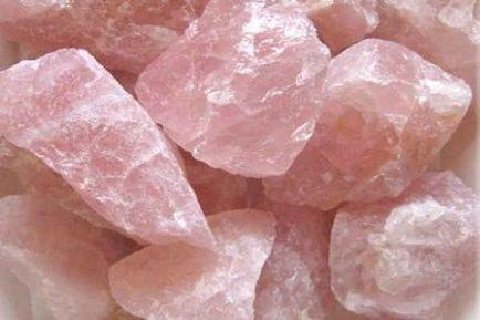 Proprietățile medicinale și magice de pietre