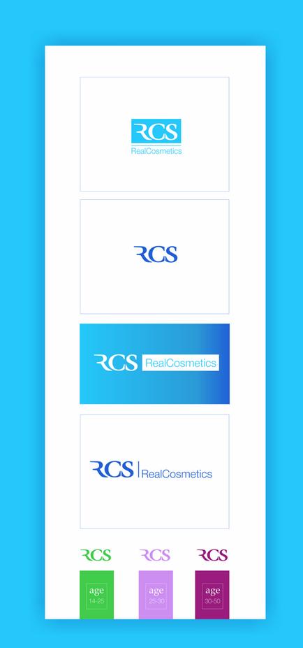 Logo-ul pentru tratamentul și prevenirea serii cosmetice