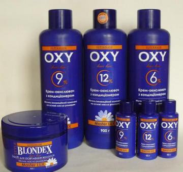 Oxidanții pentru vopsele de par, cum de a alege, modul în care acestea funcționează, proporția prețului