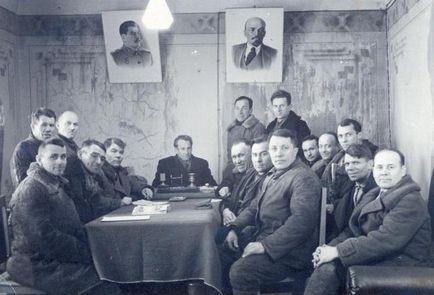 Comitetul District - este conceptul real sau un anacronism