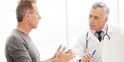 Simptomele de prostatita la bărbați - primele semne și simptome ale bolii, diagnostic și tratament