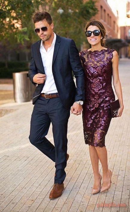 Pe măsură ce mergi la o nuntă în toamna de idei pentru oaspeții - yabkupila - totul despre moda, frumusețe și cumpărături
