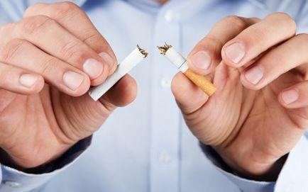 100% modalitate eficientă de a renunța la fumat!