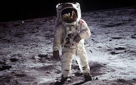 """10 lucruri pe care nu a știut despre aterizările pe lună """"Apollo"""" - spațiu de știri și Astronautică la"""