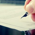 oferă un contract, care este în cuvinte simple, baza financiară