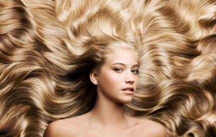 Cum să crească părul în ultima lună cu 15 cm mai lung